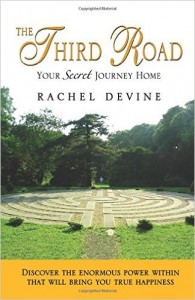 "Book cover of ""The Third Road,"" by Rachel Devine"