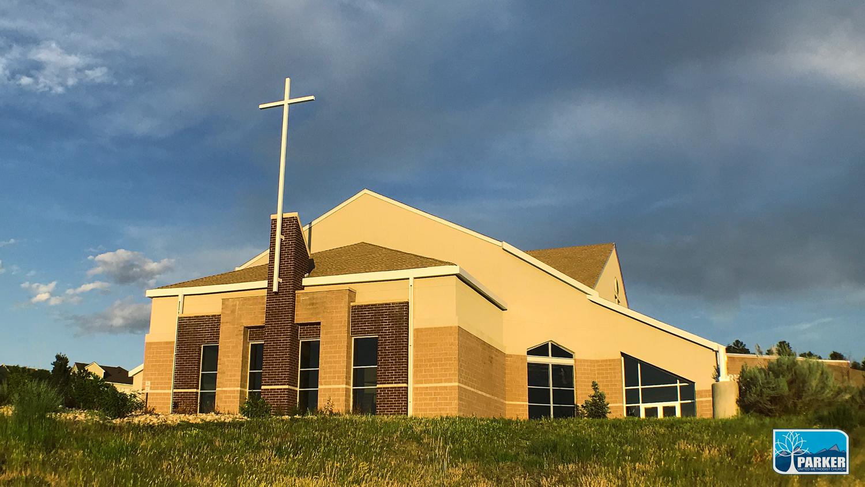 Parker United Methodist Church offers three worship services each Sunday.