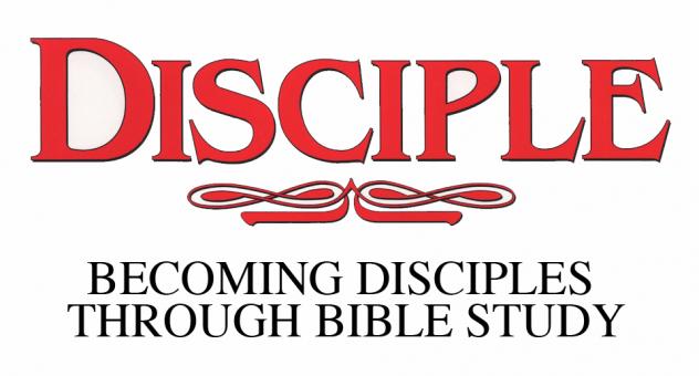 Disciple Bible Study logo