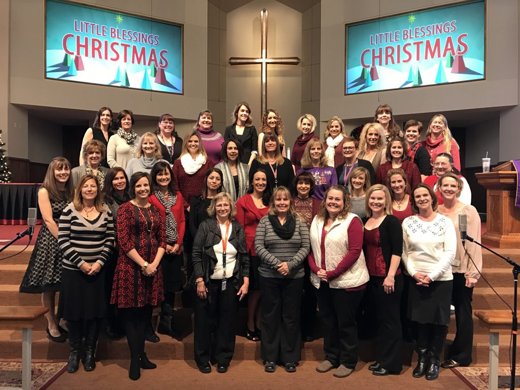 Little Blessings Staff - Parker United Methodist Church