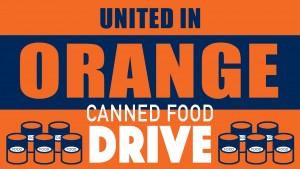United-In-Orange-Canned-Food-Drive