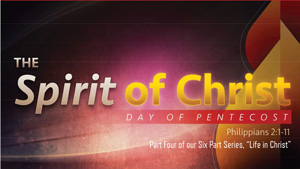 """Featured Image for the message, """"The Spirit of Christ."""""""