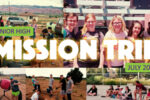 Photo collage from 2016 Senior High Mission Trip to Arizona