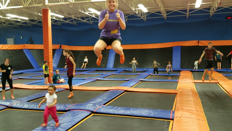 Can You Bring Food To Skyzone